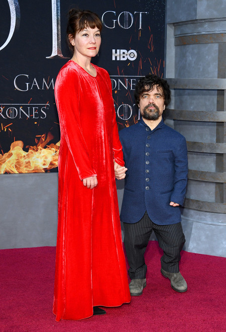 Peter Dinklage Game Of Thrones Final Season Premiere Red Carpet