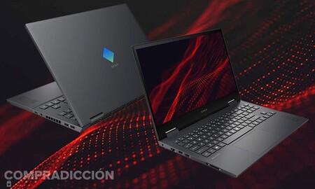 Con procesador Ryzen 7 y gráfica RTX3060 este portátil gaming HP OMEN 15-en1009ns es todo un chollo en las ofertas Electro 3 de El Corte Inglés