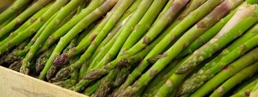 Siete recetas con espárragos verdes para disfrutarlos de forma original desde el principio de la temporada