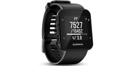 Día del padre: el reloj deportivo Garmin Forerunner 35 hoy sólo cuesta 129,99 euros en Amazon