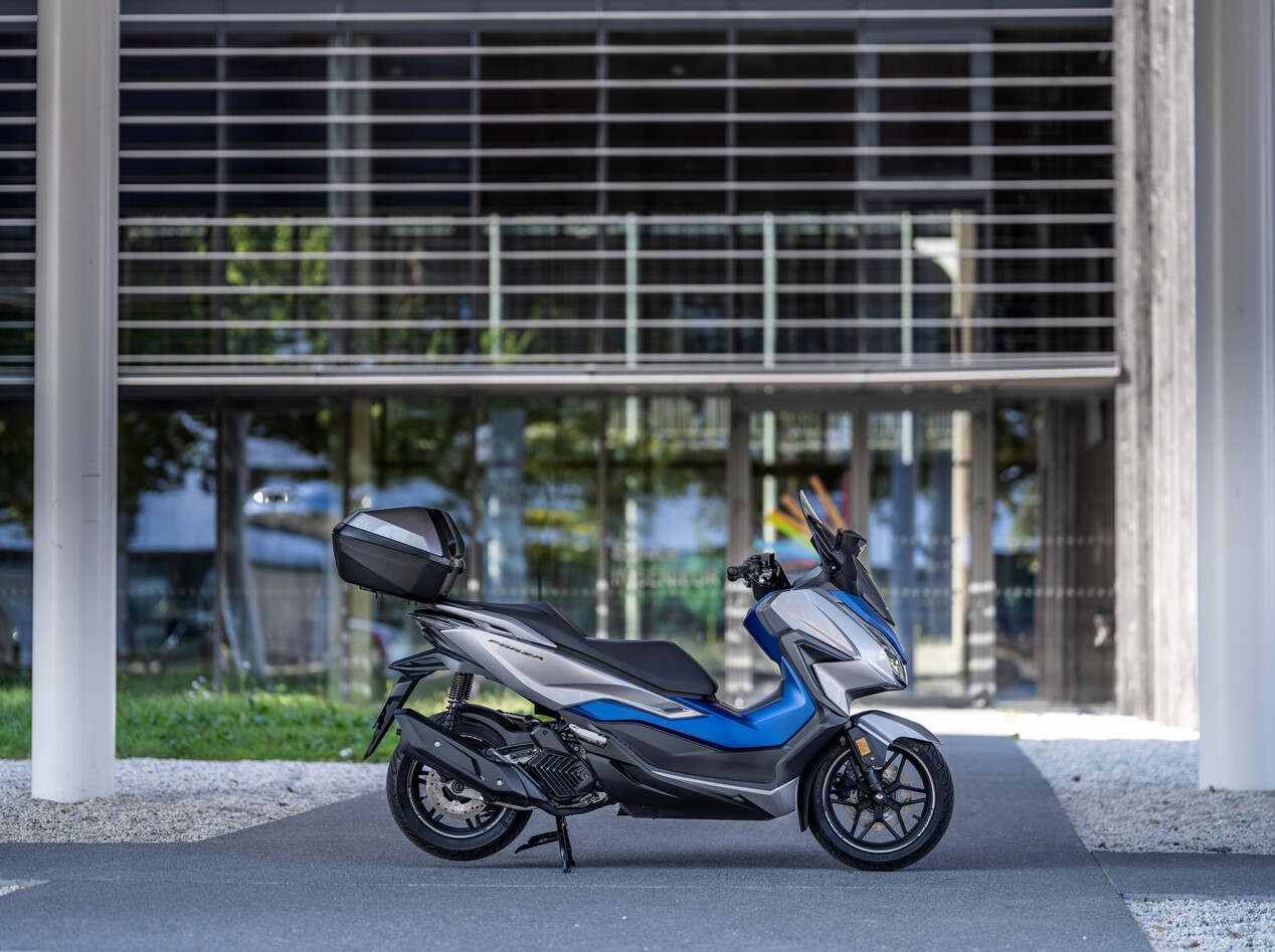Foto de Honda Forza 125 2021 (7/11)