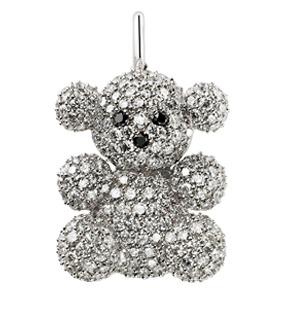 Tous Bubble Bear, un osito de diamantes para niñas grandes