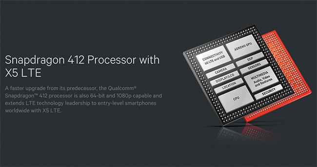 Qualcomm presenta nuevos Snapdragon 412 y 212, más de lo mismo con mayor velocidad de reloj