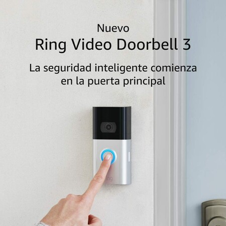 Ring Doorbell 3 de oferta en Hot Sale 2021