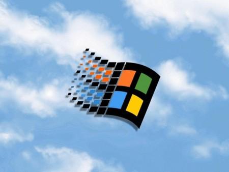 Así es Windows 95 instalado en una New 3DS
