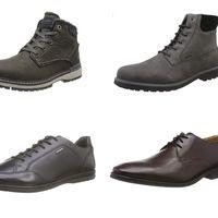 Chollos en tallas sueltas de zapatos y botas para hombre desde los 15 euros en Amazon: marcas como Geox, Clarks o Dockers