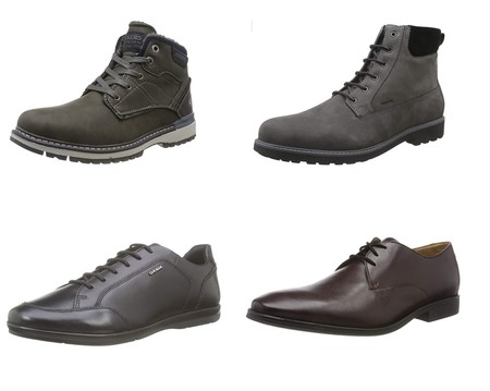 Mercurio Marcha mala Marinero  Chollos en tallas sueltas de zapatos y botas para hombre desde los 15 euros  en Amazon: marcas como Geox, Clarks o Dockers
