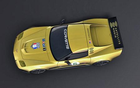 2009 Chevrolet Corvette C3R 427R