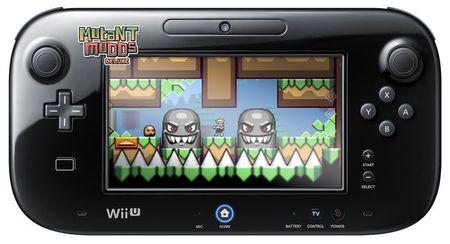 Renegade Kid confirma 'Mutant Mudds Deluxe' para Wii U