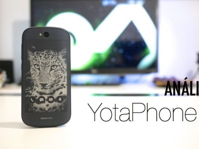 Yotaphone 2, análisis