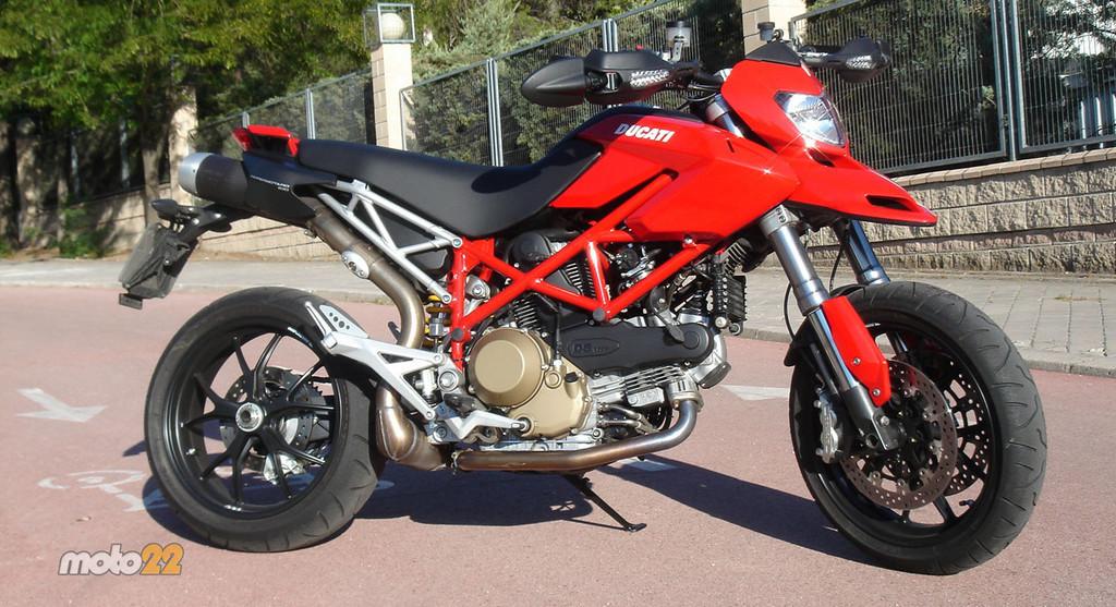 Foto de Prueba Ducati Hypermotard (8/13)