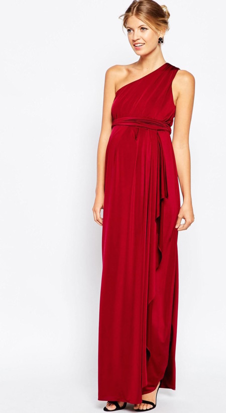 Vestido Rojo Navideno