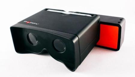 Poppy convierte tu iPhone en un dispositivo que graba y reproduce contenidos en 3D