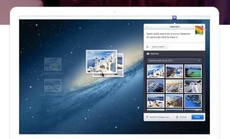 Moment, comparte cualquier dato de Facebook con un arrastrar y soltar en OS X