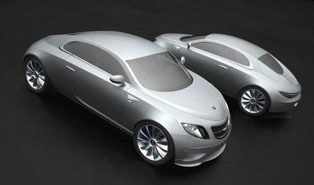 Ed Gray Saab 92010 Sixten Concept