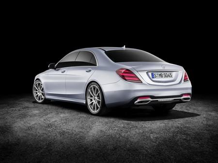 Mercedes Benz Clase S 2017 020