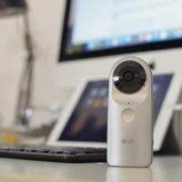 Grabar vídeos de 360 grados con la LG Cam 360: así ha sido nuestra experiencia