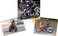 Resultados de lo mejor de 2009, las pruebas de Moto22