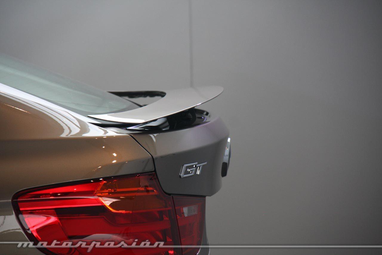 Foto de BMW Serie 3 GT (Presentación estática) (6/43)