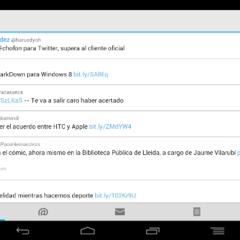 Foto 3 de 5 de la galería echofon en Xataka Android