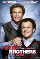 Póster de 'Step Brothers', con Will Ferrell y John C. Reilly