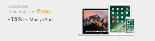 Apple Days en Fnac hasta el 29 de abril: las 9 mejores ofertas