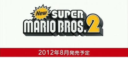 Nintendo confirma que el lanzamiento de 'New Super Mario Bros. 2' en Europa se producirá en agosto
