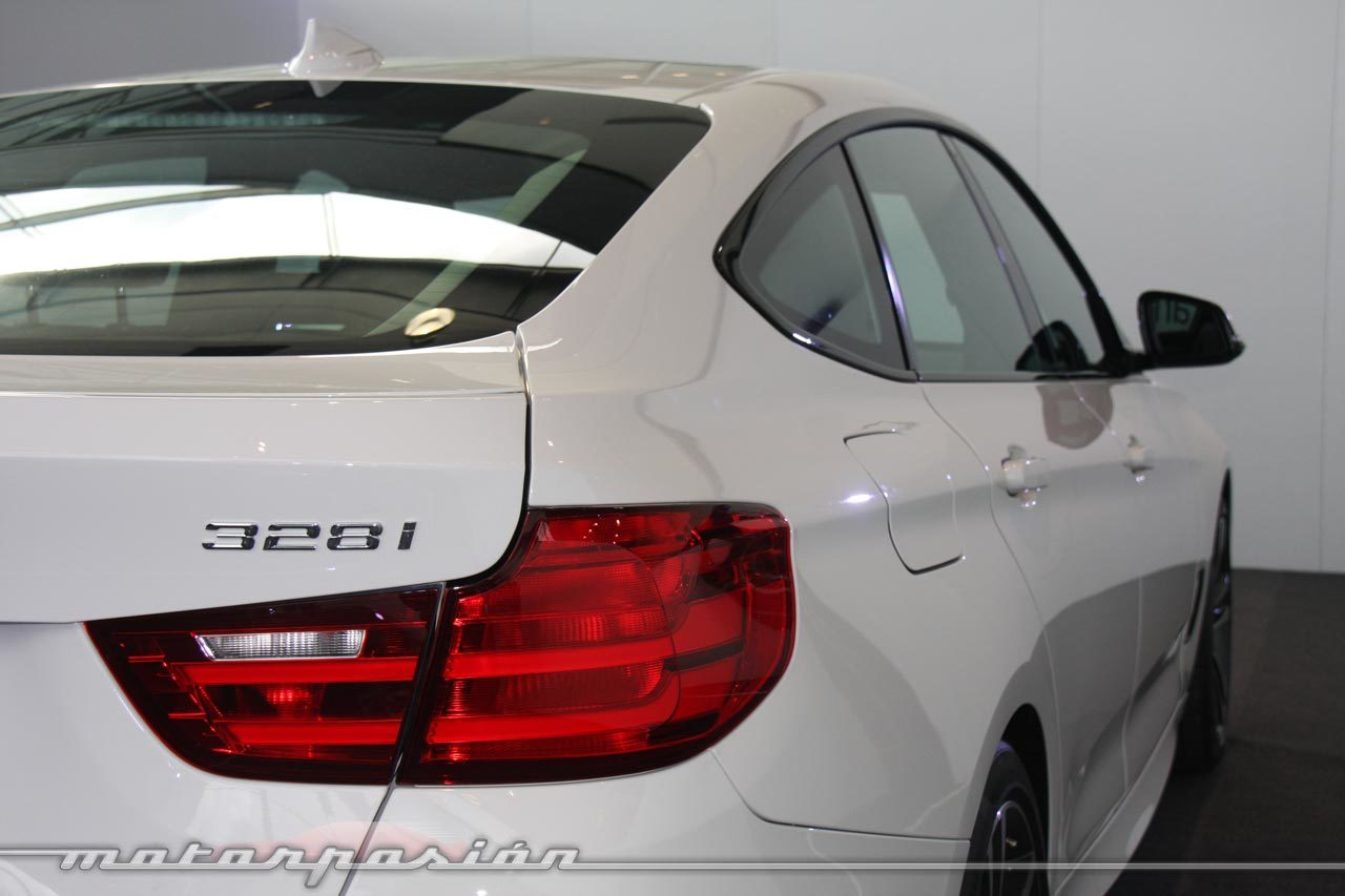 Foto de BMW Serie 3 GT (Presentación estática) (24/43)