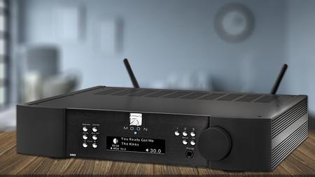 Simaudio pone a la venta su nuevo reproductor de música en streaming, el Moon 390