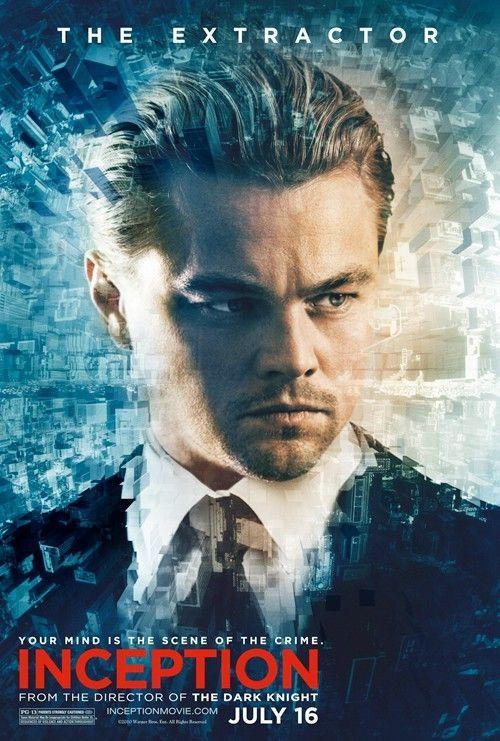 Foto de 'Origen' ('Inception'), carteles de lo nuevo de Christopher Nolan (11/15)
