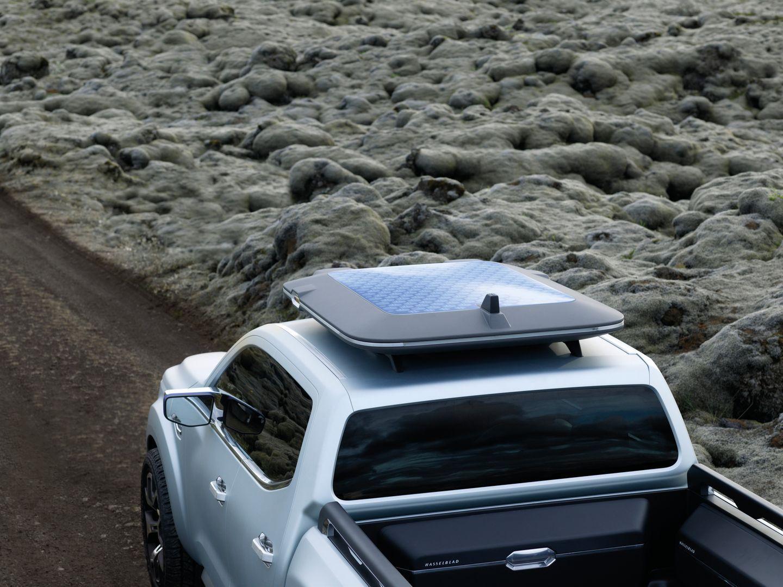Foto de Renault Alaskan (10/15)