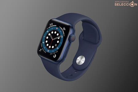 El nuevo Apple Watch Series 6 está por menos de 400 euros en Amazon: altímetro siempre activo, medición de oxígeno en sangre y más