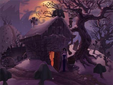 A Vampyre Story - Cabaña