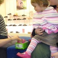 ¿Sabes calzar a tu hijo?
