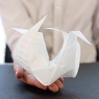 Estas estructuras inflables auto-plegables son la mejor evolución tecnológica del origami