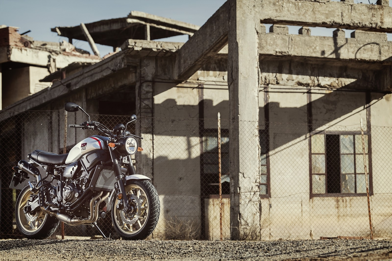 Foto de Yamaha XSR700 XTribute 2019 (6/20)