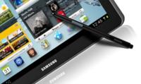 Samsung Galaxy Note de 8 pulgadas en camino