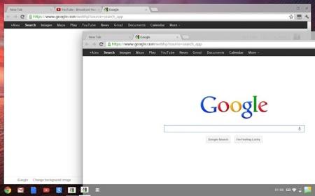 Chrome OS se actualiza para parecerse más a un sistema operativo