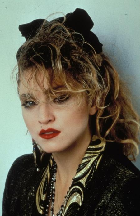 Madonna En Los Ochenta