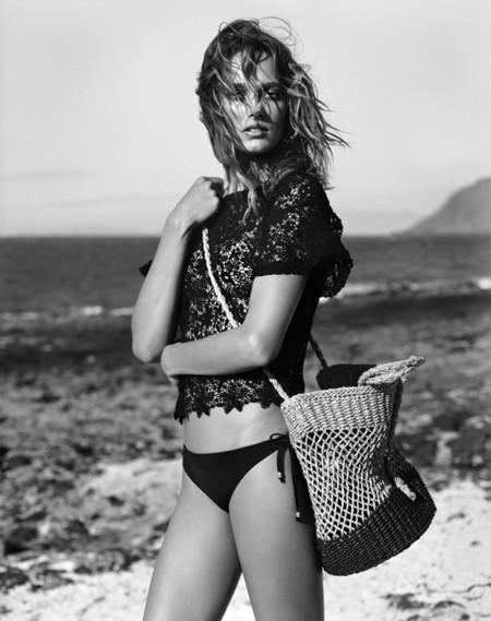 Campaña Oysho Beachwear Primavera-Verano 2014