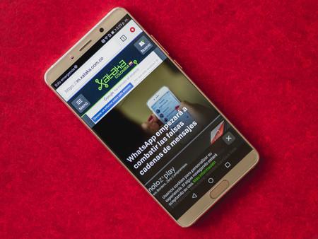 Huawei Mate 10, primeras impresiones: una de las mejores pantallas del mercado que le dice adiós a los marcos