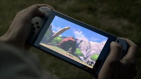 La pantalla de Switch es de 6,2 pulgadas y multitáctil, según Eurogamer