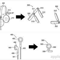 ¿Unos AirPods 'transformer'? Apple patenta unos auriculares que se convierten en altavoces
