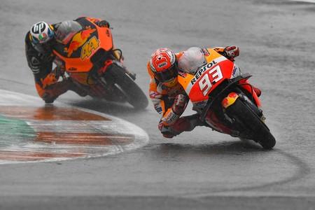 Marquez Espargaro Motogp Hrc