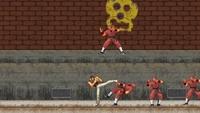 Un primer vistazo en vídeo al 'Bad Dudes 2' de KickStarter