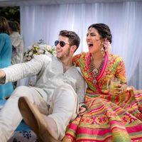 Así es el primer vestido de novia de Priyanka Chopra