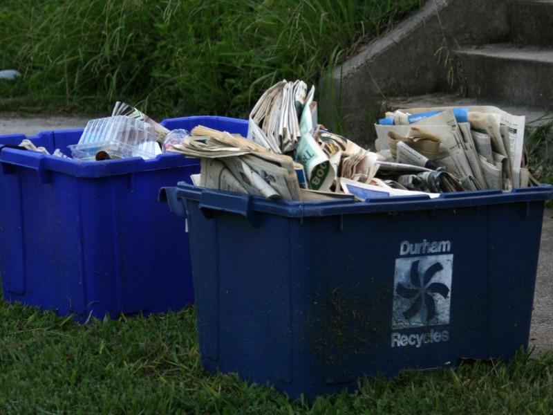 Reciclar no es tan bonito como lo pintan: en EE.UU. esta industria está en números rojos