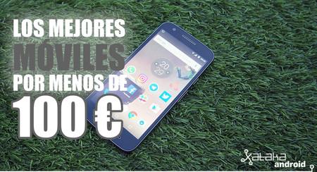 Los mejores móviles Android de julio por menos de 100 euros