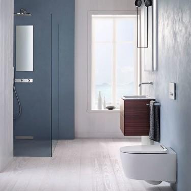 Geberit nos da las claves para reformar el baño y transformarlo en un espacio de confort