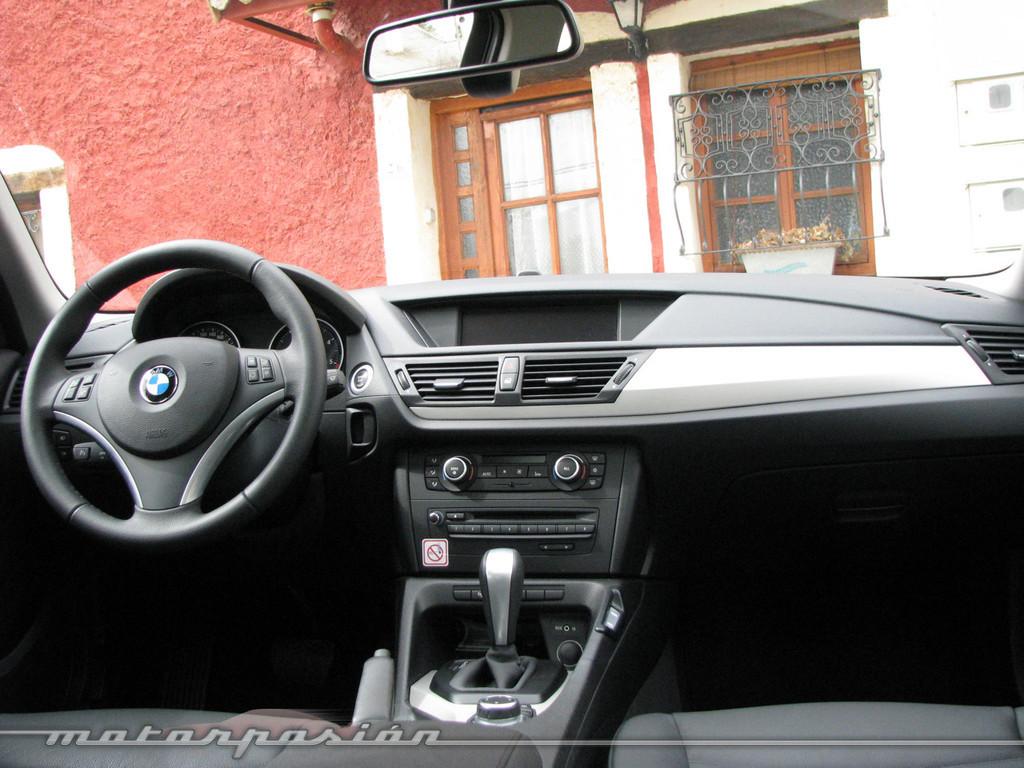 Foto de BMW X1 xDrive23d (prueba) (26/34)